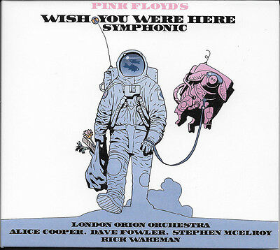 Rosa Floyd's Wish You Were Here Symphonic CD Nuovo/Sigillato London Orion