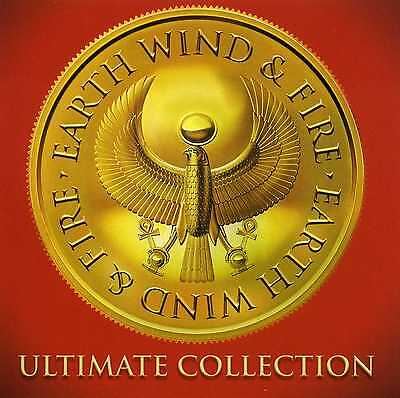 Earth Wind & Fire - Ultimate Collection - New Cd!!