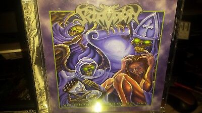 SUMMON No Thoughts From Sky Black Death Metal CD Blackened Moon press Decrepit!