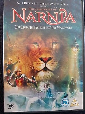 Walt Disney The Chronicles Of Narnia The Lion, The Witch And The Wardrobe DVD