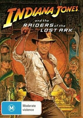Indiana Jones and the Raiders of the Lost Ark (Special Ed.) = NEW DVD R4