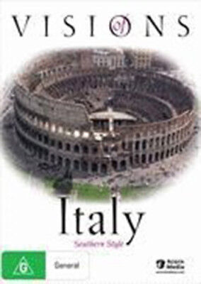 Visions of Italy - Southern Style - Brand New DVD Region 4