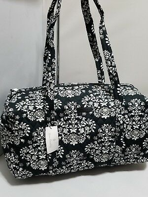 NWT VERA BRADLEY SMALL DUFFEL Travel Bag in MARRAKESH Carry–on 15827 ... 2e1d221596724