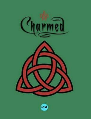 Charmed - the Book of Shadows Illustrated Replica (2019) by Macpherson Magazine