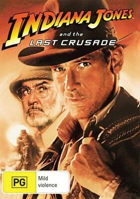 Indiana Jones and the Last Crusade (Special Ed.) = NEW DVD R4