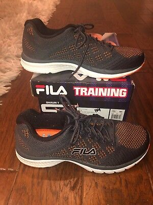 FILA MEMORY NITE Knit Men's Cross Training Shoes Endorsed by