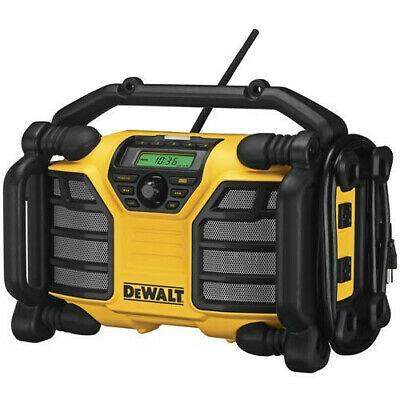 DEWALT DCR015 12V/20V MAX Cordless Worksite Radio & Charger New