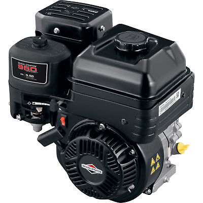 Briggs & Stratton 950 Series Hor OHV Engine- 208cc 3/4in x 2 27/64in Shaft