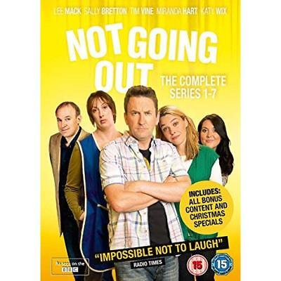 Not Going Out - Series 1-7 [DVD] DVD