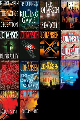 Iris Johansen Eve Duncan 23 eb00ks collection ( EPUB °)