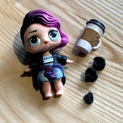 """rare LOL SURPRISE Dolls Rocker Series 1 collection 3"""" figure kid toy girl gift"""