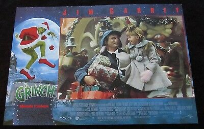 THE GRINCH WHO STOLE CHRISTMAS lobby card  # 10 - TAYLOR MOMSEN