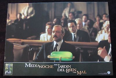 MIDNIGHT IN THE GARDEN OF GOOD AND EVIL lobby card  # 11 - KEVIN SPACEY