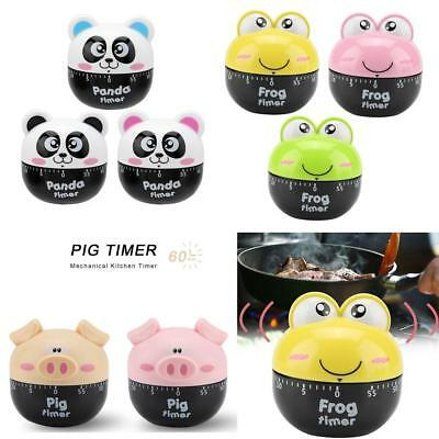 Animal Cute Cartoon Kitchen Timer Mechanical Timers Counters For Cooking Tool