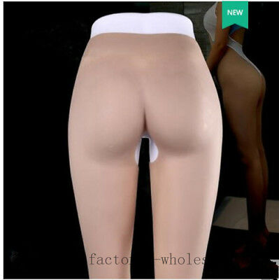 Sexy Full Silicone Pads Buttocks and Hips Enhancer Body Shaper Pants Underwear