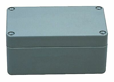 Electrical Enclosure Indoor Outdoor ABS Plastic High Impact 115 x 65 x 55 mm