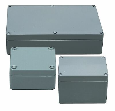 Electrical Enclosure Indoor Outdoor ABS Plastic High Impact 52 x 50 x 35 mm