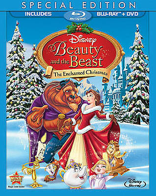 Beauty and the Beast: An Enchanted Christmas (Blu-ray+DVD, 2011 special edition