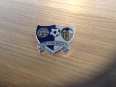 Leicester City Fc Enamel Pin Badge