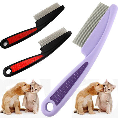 Trimmer Grooming Comb Brush Comb Rake Hair Shedding Flea For Pet Cat Dog Beauty