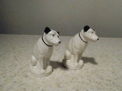 """Vintage Lenox Rca Victor """"his Masters Voice"""" Shakers"""" Take A Look"""