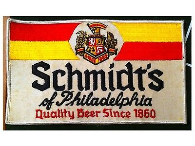 Flexible Fridge Magnet Photo Of   A SCHMIDTS  BEER SIGN