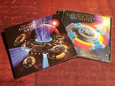 Very Best Electric Light Orchestra - All Over The World (2011 ELO 20 Track CD)