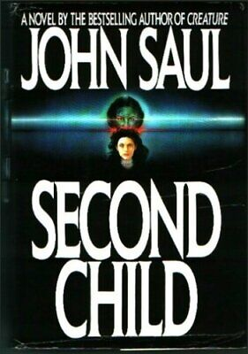 Second Child by Saul, John Book The Cheap Fast Free Post