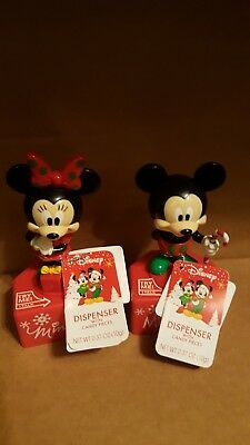 Disney Mickey and Minnie Mouse Talking Candy Dispenser