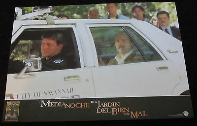 MIDNIGHT IN THE GARDEN OF GOOD AND EVIL lobby card  # 1 - KEVIN SPACEY
