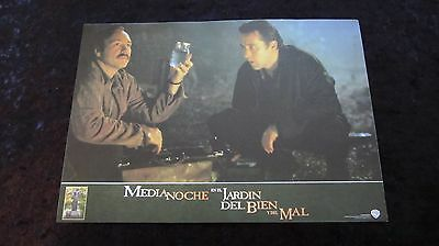 MIDNIGHT IN THE GARDEN OF GOOD AND EVIL lobby card  # 4 - JOHN CUSACK