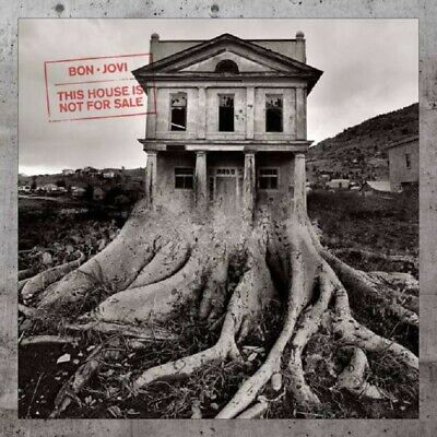 Bon Jovi - This House Is Not For Sale (Deluxe-Edition) (Jewelcase) (Musik-CD)