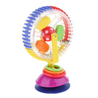 Plastic Colorful Rotating Ferris Wheel Early Developmental Toy for Kids Baby