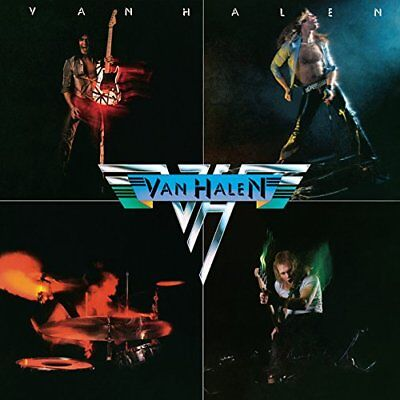 Van Halen - Van Halen (Remastered) - Van Halen CD 8OVG The Fast Free Shipping