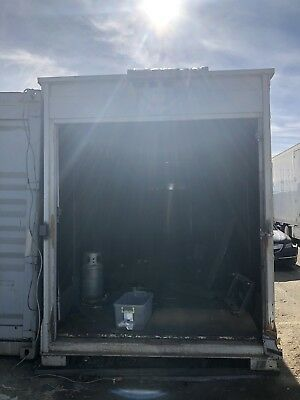 45 feet Aluminum shipping container