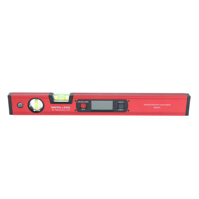 Solid Digital Spirit Level Inclinometer Electronic Protractor Angle Finder