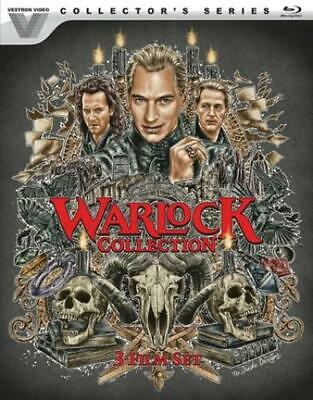 The Warlock Collection (DVD,2017)