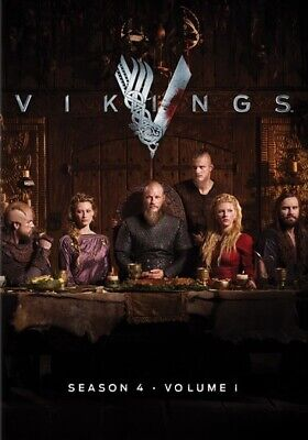 Vikings: Season 4, Volume 1 (DVD,2016)
