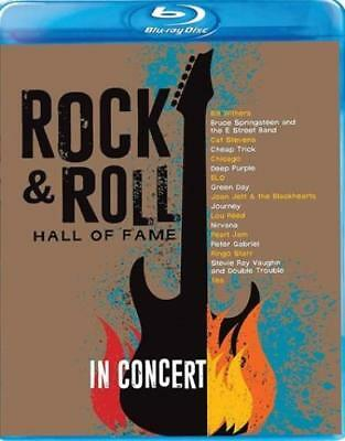 Rock and Roll Hall of Fame in Concert (DVD,2018)