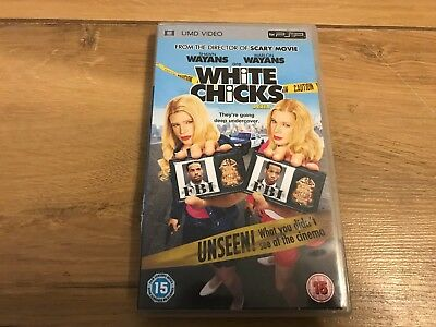 Sony PSP UMD Video White Chicks - Free Postage