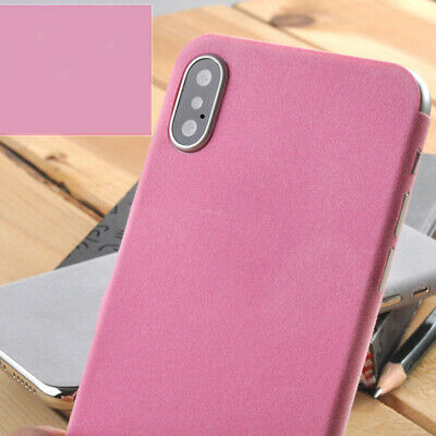 Mobile Cell Phone Soft Plush Back Film for Apple iPhone X/XS/XR/XS MAX