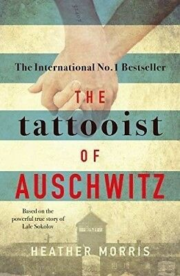 The Tattooist of Auschwitz: the heart-break by Heather Morris New Paperback Book
