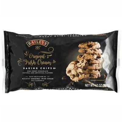 BAILEYS Original Irish Cream Baking Chips Semi Sweet Chocolate Chips for ...