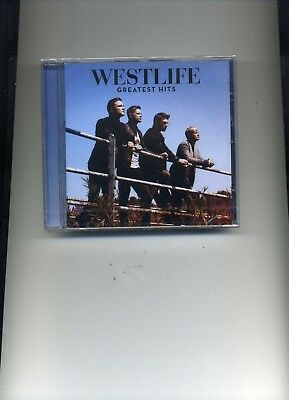 Westlife - Greatest Hits - New Cd!!