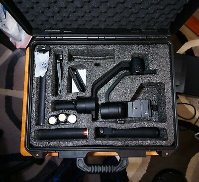 MOZA Air 3-Axis Handheld Gimbal Camera Stabilizer & Dual Handle Grip [USED ONCE]