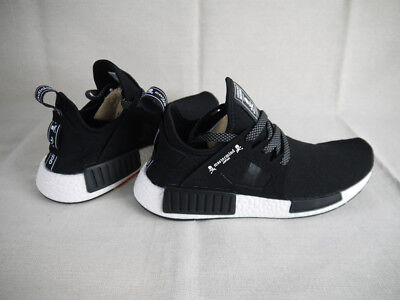b6e9763460d6 Brand New Size 8 Adidas MMJ Mastermind Japan NMD XR1 Black White Shoes