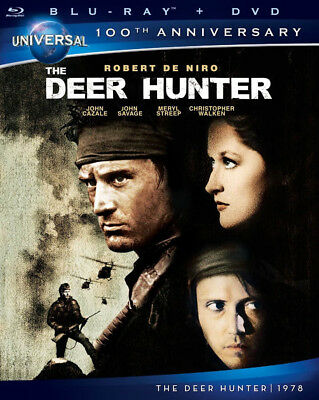 The Deer Hunter (Blu-Ray + Dvd) (Blu-Ray) (Blu-Ray)