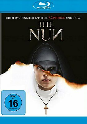 The Nun - (Taissa Farmiga) # BLU-RAY-NEU