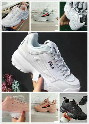 Sport Chaussures De Sneakers Baskets Femme Fila Course Fitness 8OPn0Xwk