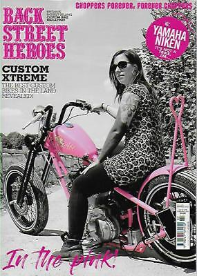 BACK STREET HEROES Magazine No.418 Feb.19(NEW)*Post included to UK/Europe/USA